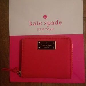 Kate Spade  Billfold/Credit  Card Holder